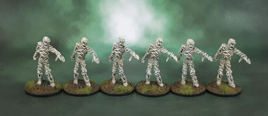 Reaper Bones 77144: Mummy
