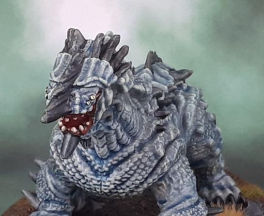 Conan Kickstarter's Dragon