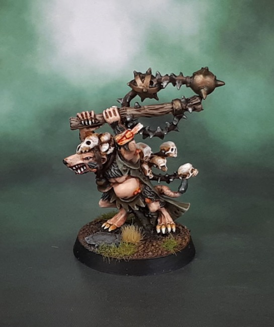 Skaven Plague Censer Bearer Champion