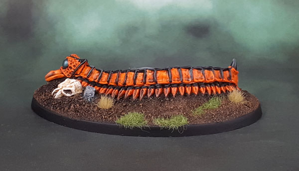 Scotia Grendel Dungeon Crawler Giant Centipede