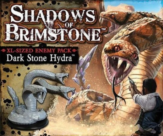 Shadows of Brimstone: Dark Stone Hydra