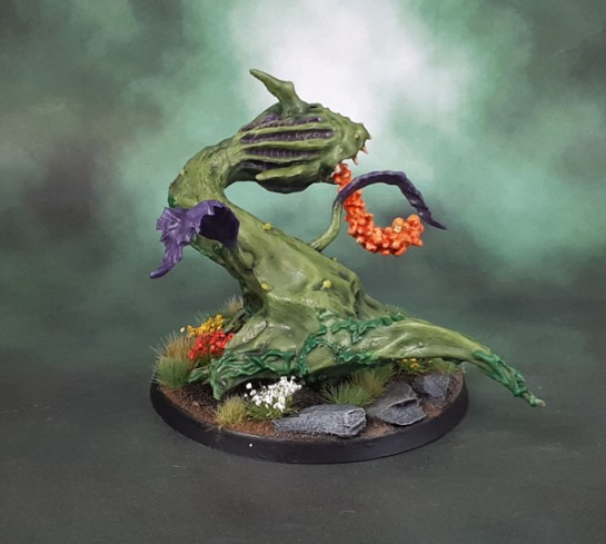 Reaper Bones 77505: Dragon Plant