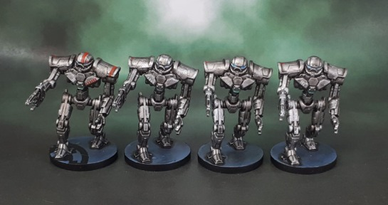 Star Wars Imperial Assault: Imperial Sentry Droids