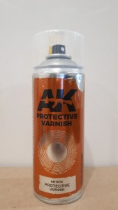 AK1015 Protective Varnish