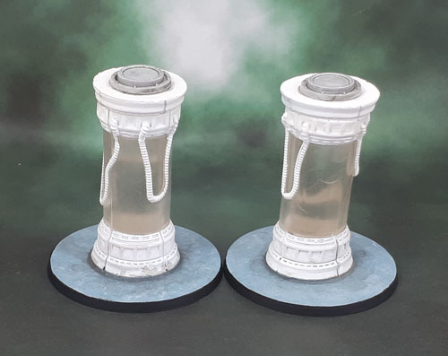 Star Wars Miniatures Bacta Tank #26, Imperial Entanglements