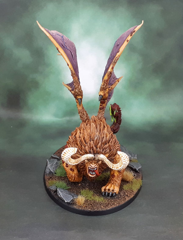 Mythic Battles: Pantheon - Manticore