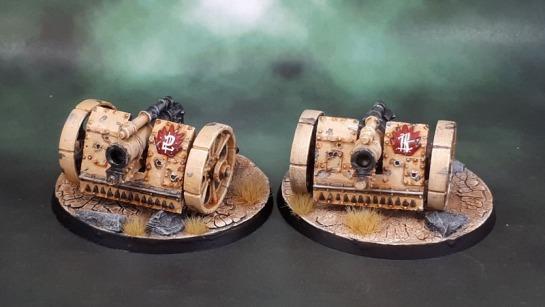 Ork Big Gun Kannons (2001)