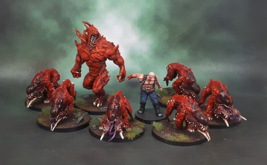The Others: 7 Sins - Wrath Faction