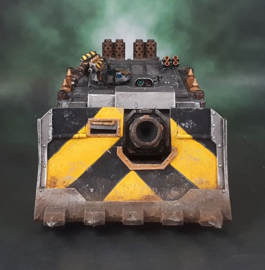 Iron Warriors Vindicator