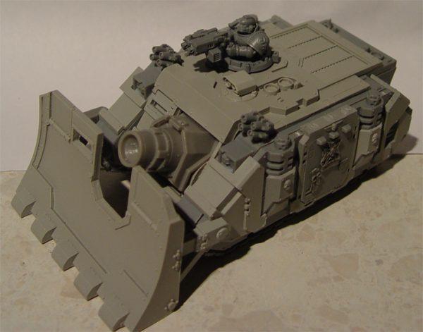 Chaos Space Marines | Azazel's Bitz Box