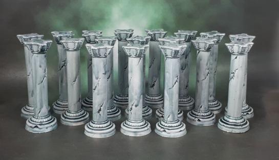 Massive Darkness Pillars