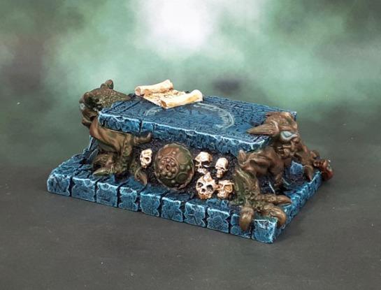 Scotia Grendel 10015: Daemonic Altar
