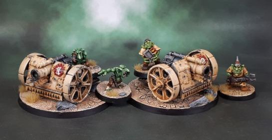 Ork Kannons