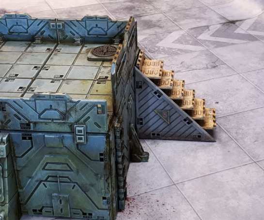 Mantic Terrain Crate BattleZones