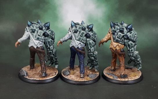 Shadows of Brimstone Dark Stone Brutes