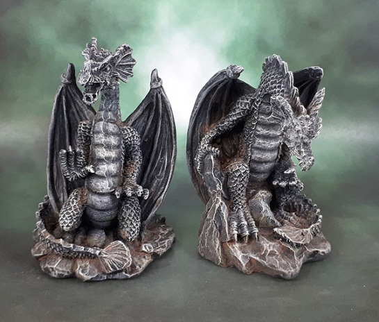 Dragon Statue Terrain