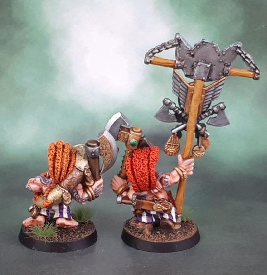 Citadel Dwarf Slayer Command, 1998