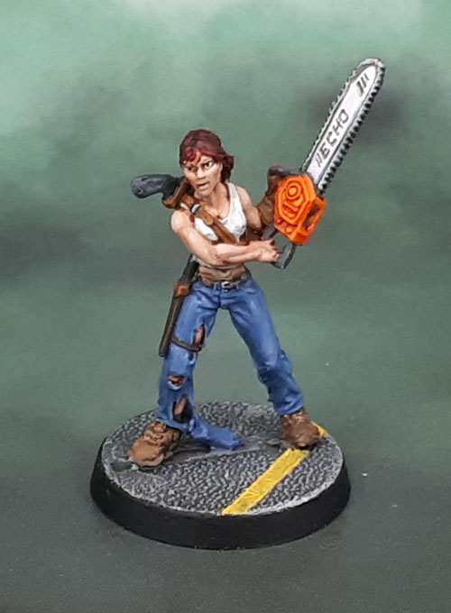 Reaper Miniatures 50153 Berkeley Zombie Survivor