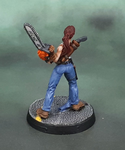 Reaper Chronoscope Bones 80022 Berkeley Zombie Hunter
