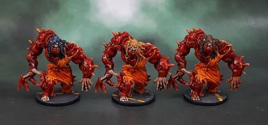 Zombicide Season 2: Prison Outbreak - Berserker Zombie Abominations