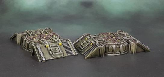 Aeronautica Imperialis: Imperial Ground Assets
