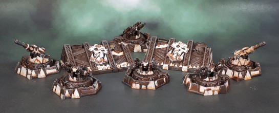 Aeronautica Imperialis Ork Ground Assets