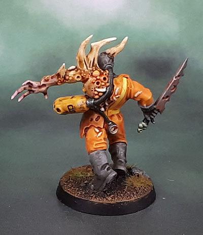 Nurgle Poxwalker