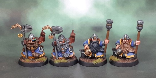 Battle For Skull Pass Dwarf Cannon Crew