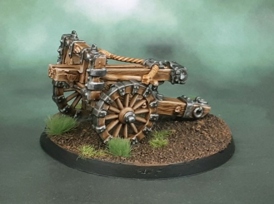 WHFB Dwarf Bolt Thrower, Colin Dixon, 1998