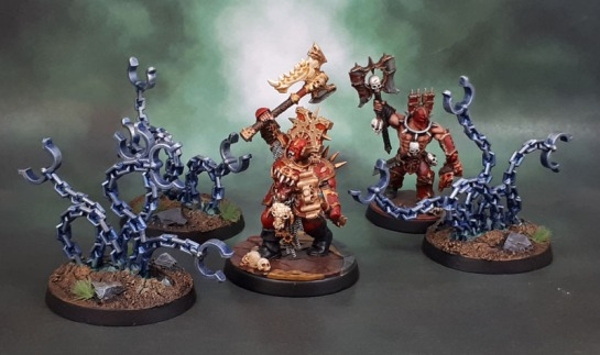 Age of Sigmar: Malign Sorcery - Endless Spells: Soulsnare Shackles