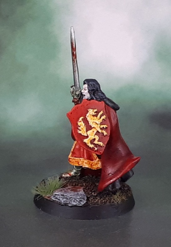Reaper 02341: Stefan Von Kruger (Sandra Garrity)