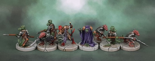 D&D Wrath of Ashardalon, Meerak, Kobold Dragonlord & Kobold Dragonshields, Castle Ravenloft, Klak Kobold Sorcerer, Kobold Skirmishers
