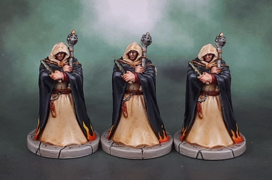 D&D Wrath of Ashardalon - Human Cultists