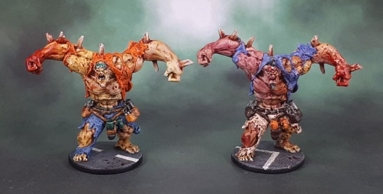 Zombicide Abominations