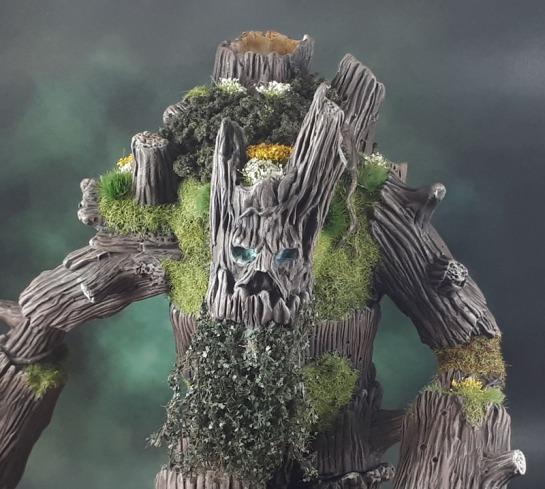 Mossbeard the Treeman (Reaper Bones IV) Treant