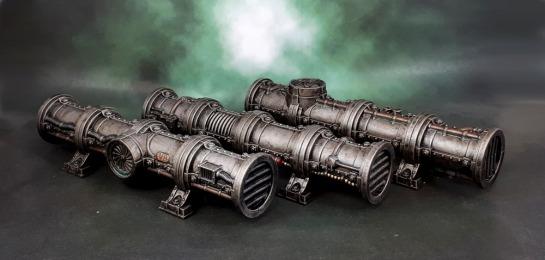 Sector Mechanicus Thermic Plasma Conduits