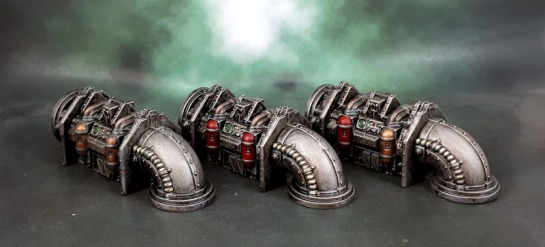 Sector Mechanicus Rogue Trader Pipeworks
