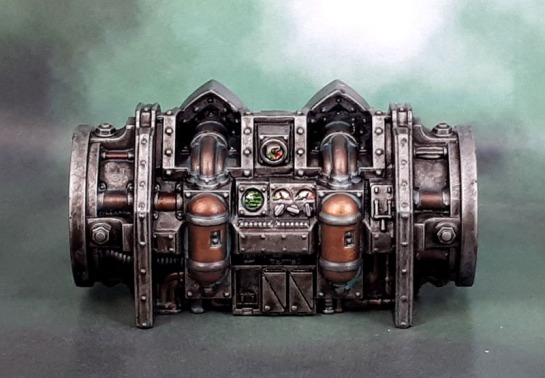 Sector Mechanicus Thermic Plasma Conduits