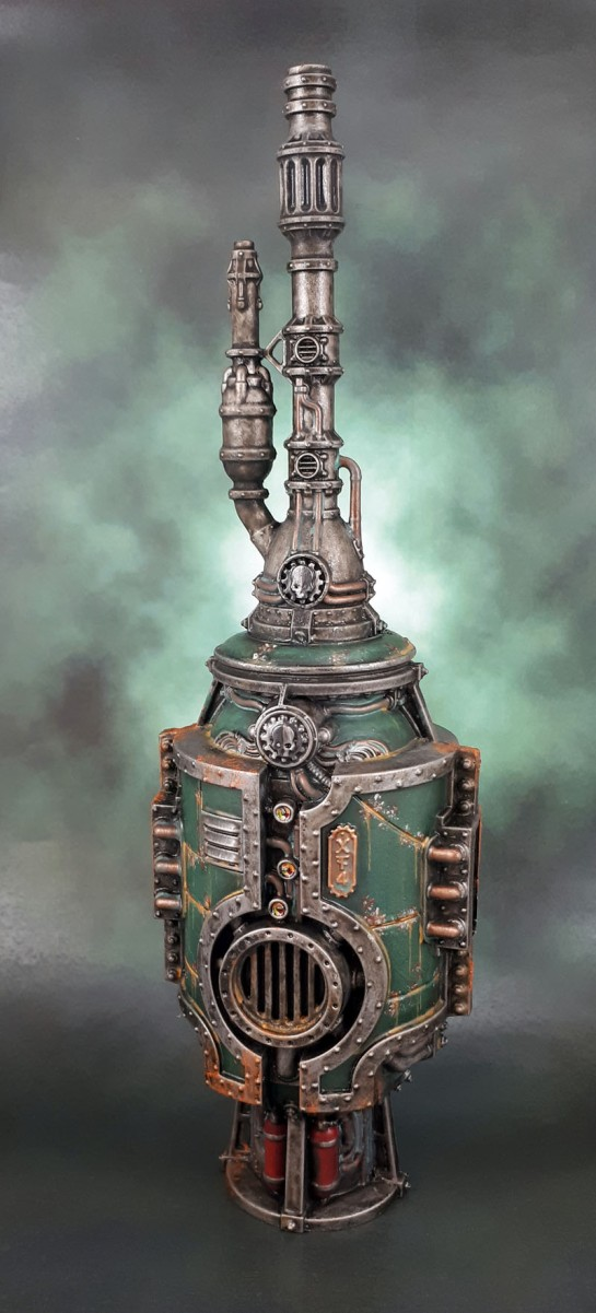 Sector Mechanicus Alchomite Stack Machinery