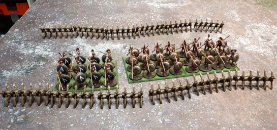 Zombicide: Green Horde - Barriers, Chevaux De Frise