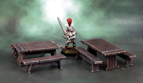 Mantic Terrain Crate
