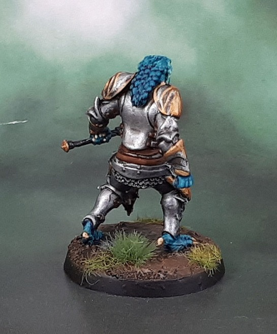 Dungeons and Dragons D&D Nolzur's Male Dragonborn Paladin