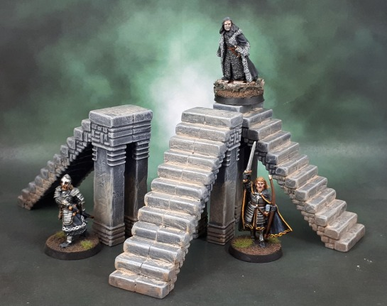 "Archon Studios Ramparts - ""Kazumi's Stairs System"""