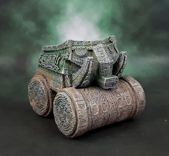 Dungeons and Dragons Tomb of Annihilation - Stone Juggernaut