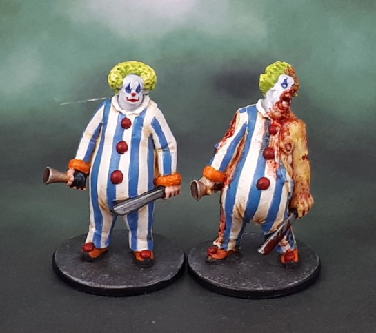 Zombicide Uncle Honk