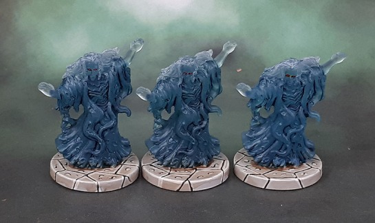 D&D Monsters, The Legend of Drizzt - Hypnotic Spirits