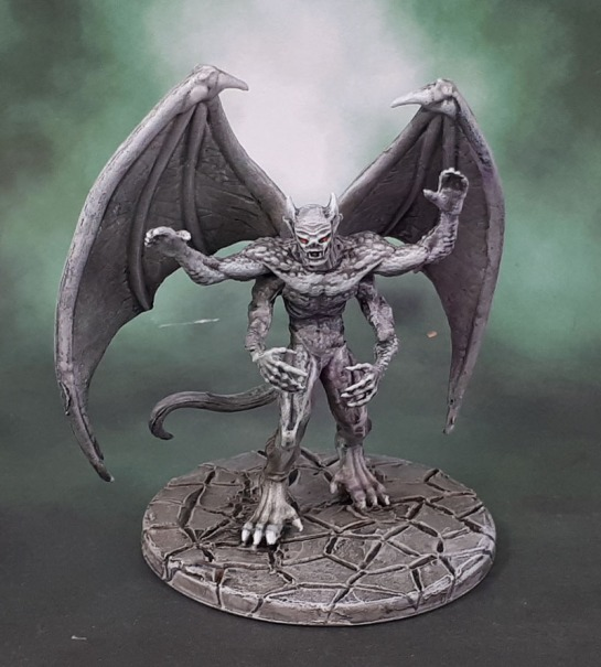 D&D Dungeons and Dragons Tomb of Annihilation - Giant Four-Armed Gargoyle