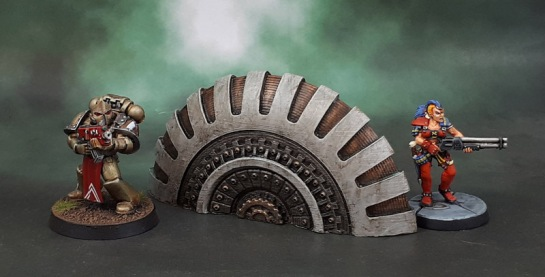 Secret Weapon Miniatures' Imperial Generator