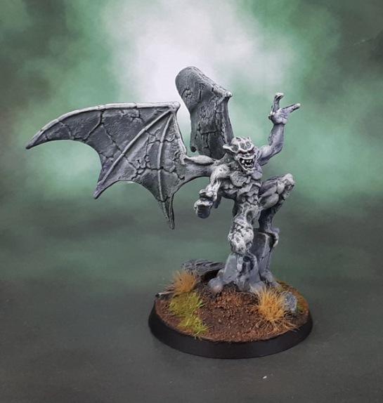 Reaper Bones 77028: Mortar, Gargoyle