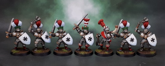 Reiksgard Foot Knights